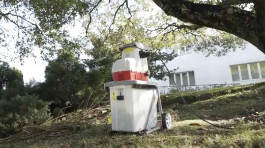 Comeza a funcionar o servizo municipal de préstamo de biotrituradoras eléctricas